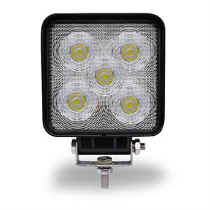 LED WORK LIGHT, 5 LED- SPOT