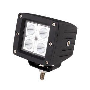 LED WORK LIGHT, 4 LED, 1020 LM- SPOT