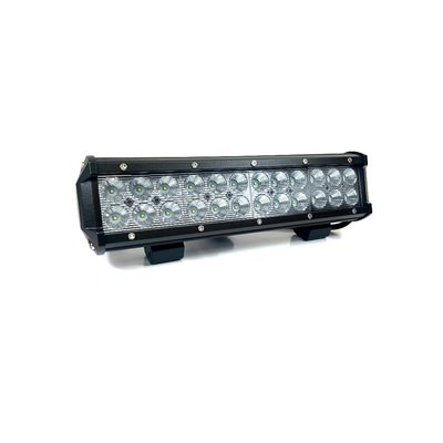 "12"" OFF-ROAD LED LIGHT BAR, DBL ROW, 5040 LM"
