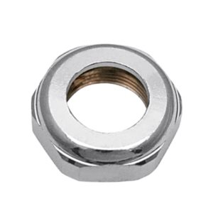 FREIGHTLINER FACE NUT, CHROME, FOR IGNITION