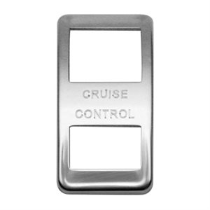 WESTERN STAR SWITCH COVER, CRUISE CONTROL