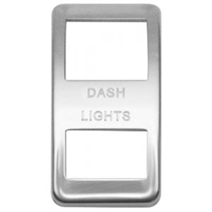 WESTERN STAR SWITCH COVER, DASH LIGHTS