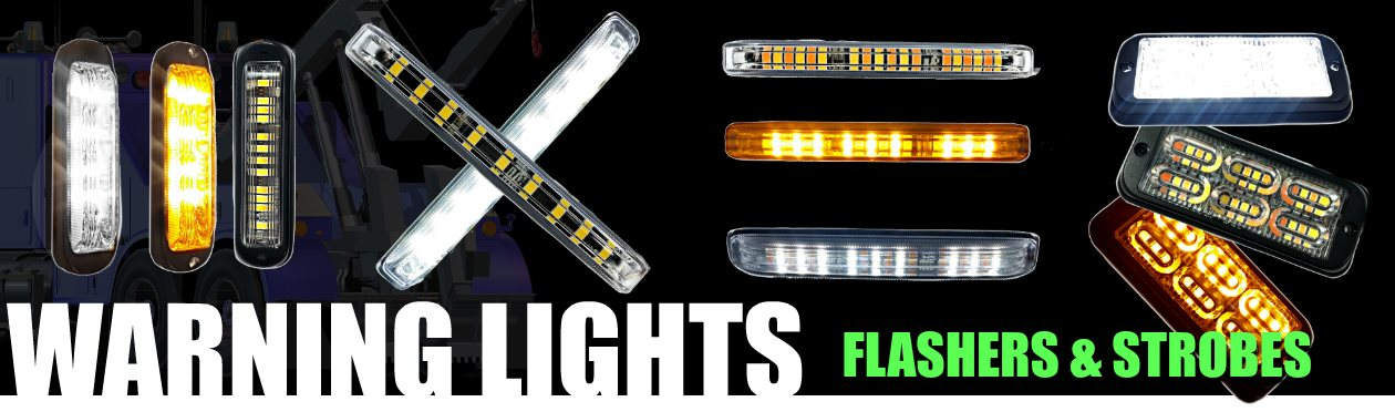 FLASHERS, STROBES, TOW TRUCK, LIGHTS, EMERGENCY,